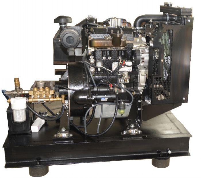 350MD柴油清洗機