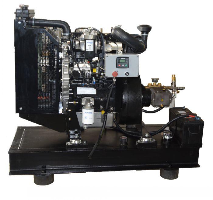 522MD柴油清洗機