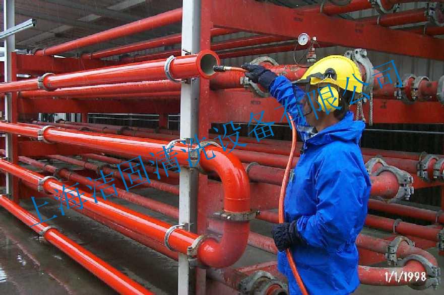 建築行業輸漿管道疏通